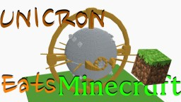 Transformers Unicron Planet (only shell) Minecraft Map & Project