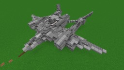 Vanguard Warden Minecraft Project