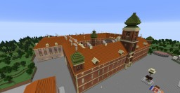 Warsaw Royal Palace Minecraft Project