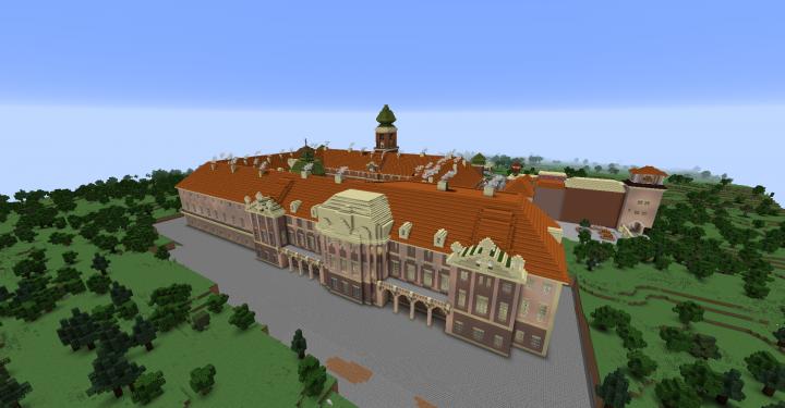 The Warsaw Royal Palace