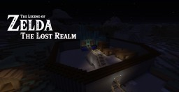 The Legend of Zelda: The Lost Realm Minecraft Project