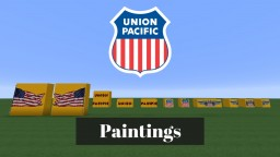 Union Pacific Logos Resource Pack Minecraft Texture Pack