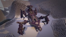 Halo 3 Scarab Minecraft Project