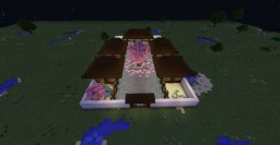Traditional Japanese Compound Minecraft Map & Project