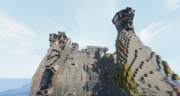The Costal Castle Minecraft