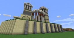 GardenTempleComplex Minecraft Map & Project