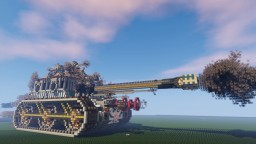 EPIC STEAMPUNK TANK [DOWNLOAD] Minecraft Project