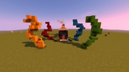 The Color Building Minecraft Project