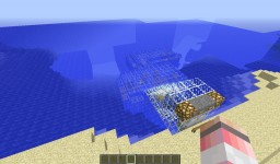 UNDERWATER HOME Minecraft Map & Project
