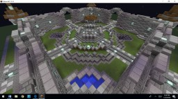Enders Realm Faction Spawn Minecraft Map & Project