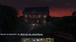 huge house Minecraft Map & Project