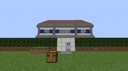 Redstone Villa Minecraft Map & Project