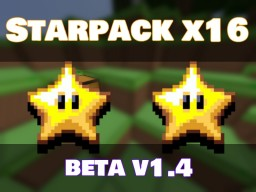StarPack [16x16] -Cancelled- Minecraft Texture Pack