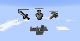 BURNING JEN , WEAPONS , ARMOR FOR 1.12.2 Minecraft Map & Project