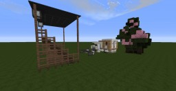 Hamish & Andy - Show Set Minecraft Project