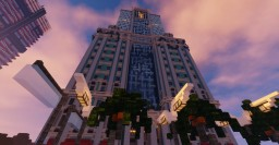 The Building of Creations | MFC | The Capitol Minecraft Map & Project