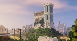 [PomposityProject] Tiny Chateau! Minecraft Map & Project