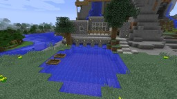 Minecraft - Simple Mountain House (Survival) Minecraft Project