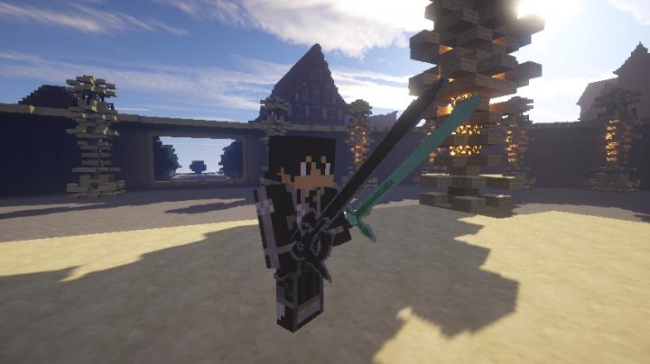 Kirito Swords