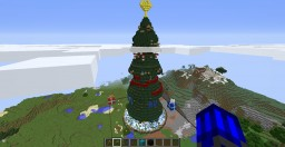 Noel Tree By The CRServ Team Minecraft Project