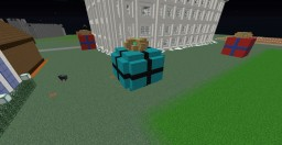 Gift Box Minecraft Map & Project