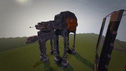 AT-ACT (Rogue One) Minecraft Project