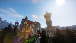 The Medieval Town of Brenswick Minecraft Map & Project
