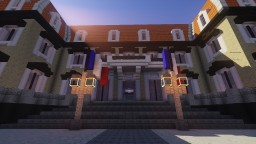BuildoPolys Town Hall ! Minecraft Project