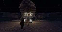 Star Wars Padmes Starskiff Minecraft Map & Project