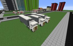 Customisable Truck Pack Minecraft Project
