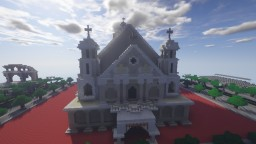 Quiapo Church Minecraft Map & Project