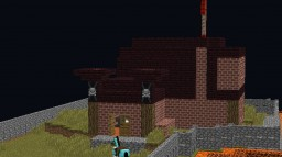 THE FOX BASE-#myfirstupload Minecraft Project
