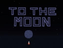 """To The Moon"" Parkour Minecraft Map & Project"