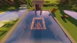 Underground Item Storage (104+ double chests) Minecraft Map & Project