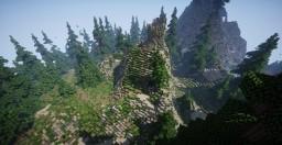 Falkreath Watchtower (skyrim TES) Minecraft