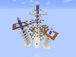 Knockback Madness Map - v.0.1 Minecraft Project