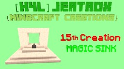 Minecraft: Magic Sink (15th Creation) Minecraft Project