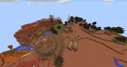 New Mexico Minecraft Map & Project