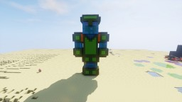 Slimemaster_YT Statue Minecraft Map & Project