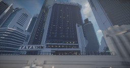 Keokuk Hotel Minecraft Map & Project