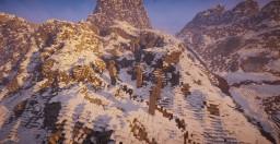 Ironbind Barrow (skyrim TES) full interior Minecraft Map & Project