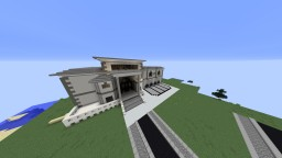 MSMC-minecraft's Jake Pauls New Team 10 House Not Decorated Minecraft Map & Project