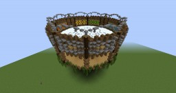 Spleef Slamacow Minecraft Map & Project