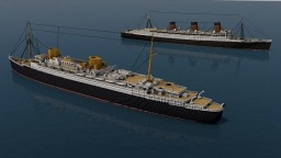 SS Bremen Minecraft Project