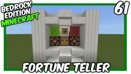 Fortune Teller Tutorial Minecraft Project