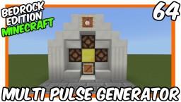 Multi Pulse Generator Item Dispenser Tutorial Minecraft Project
