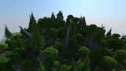 Forsaken Lands Mountains/Hills | Small Terrain Minecraft Map & Project