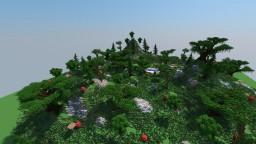 Costum Terrain #1 Free download Minecraft Map & Project