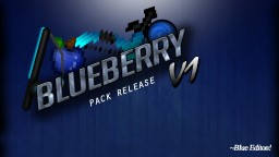 Blueberry 16x Minecraft Texture Pack