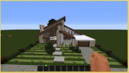 Mansao moderna 2 Minecraft Project